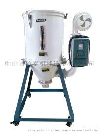 信泰牌塑料干燥机-干燥机加装热风回收器