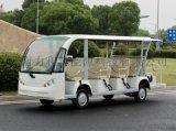 供應湖南力和電瓶觀光車,14座景區遊覽車