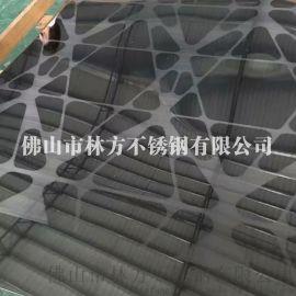 加工304不锈钢板 蚀刻201不锈钢镀钛板 蚀刻板