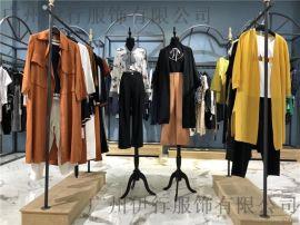 广东哪里有美佩琳深圳**品牌折扣女装一手货源库存