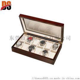 编号:PWC001 产品名称:木制手表包装盒