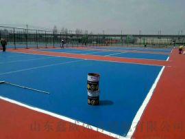 山东菏泽硅PU篮球场 PVC篮球场施工建设厂家