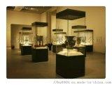 隆城展示提供博物馆展示柜
