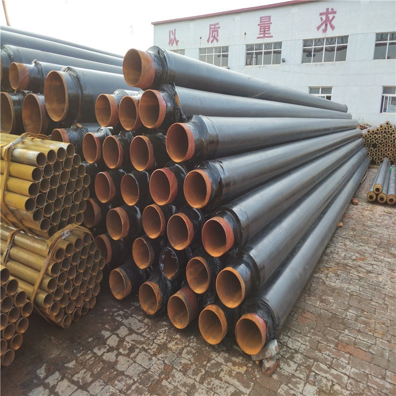 思茅 鑫龍日升 硬質聚氨酯塑料預製管 聚氨酯保溫管