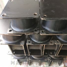 打桩机橡胶减震器 钢板橡胶减震支座