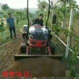 多功能履帶田園管理機 遙控自走式旋耕機