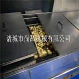 黄金鸡米花油炸机 直销裹粉机+油炸机 鸡米花上粉机