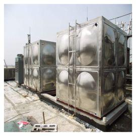 玻璃钢凝结工业水箱 防城港生活冷热水箱