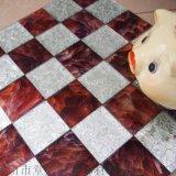 福建三明市清流縣專歐式現代的五面磨邊水晶玻璃鏡面馬賽克背景牆瓷磚生產廠家直銷