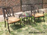 馬肚鑄鋁方幾戶外鑄鋁桌椅庭院花園桌椅戶外休閒傢俱