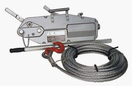 手扳葫芦铝合金牵引机20米