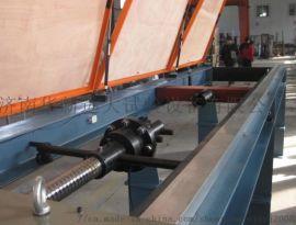 100吨200吨卧式拉力试验机