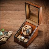 木质摇表器机械手表自动上链盒机械表转表器万宝至马达