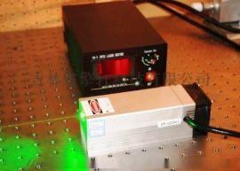 低噪音固体绿光激光器