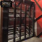 酒店餐廳不鏽鋼酒櫃 恆溫紅酒櫃 定製不鏽鋼酒櫃