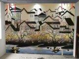 上海墙绘公司浦东墙绘工作室