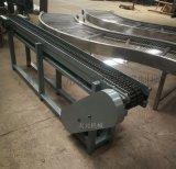 厂家直销链条输送机 16A双排碳钢链条输送机