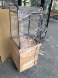盘叉柜-面包展示柜厂家--宏发展柜