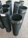 耐温天然橡胶橡胶伸缩软管,黑色三元乙丙橡胶伸缩软管