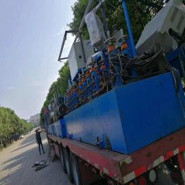 二手不锈钢制管机成套设备 自动化制管设备高效率生产