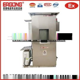 防爆控制柜内装换气送电联锁装置通风箱