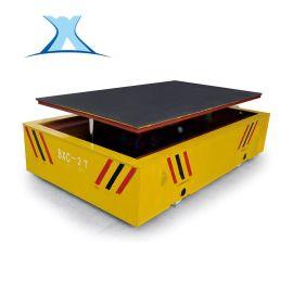 厂家供应轨道式电动平板** 涂装设备轨道平车图纸