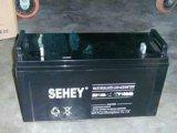 SEHEY西力SH100-12 12V100AH直流屏UPS/EPS电源 铅酸免维护蓄电池