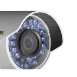 海康400万H. 265日夜型红外筒型网络摄像机 DS-2CD2045-I