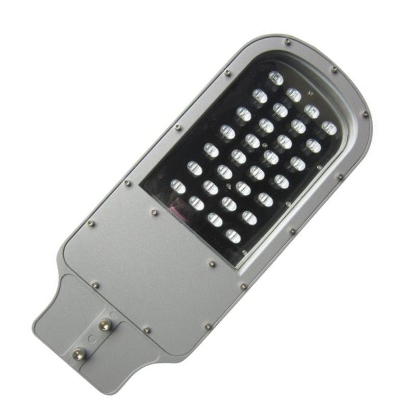 市政工程led路灯 压铸搓衣板路灯 40W路灯灯具