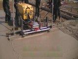 混凝土激光整平机 热卖款 全液压式RWJP23 混凝土摊铺机路得威液压激光整平机