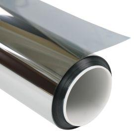 新款居家玻璃防曬膜窗戶隔熱膜鉑色單向透視膜