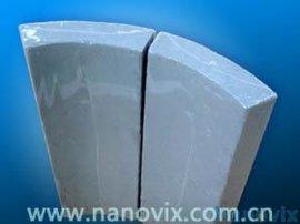 纳米孔超级隔热材料(圆弧板)