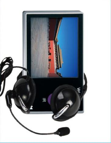 景區語音導覽系統 旅遊導覽機 語音導覽機