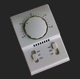 供应温控器 机械式温控 酒店房间控制器 空调面板