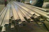 拉絲304不鏽鋼管 180#砂面不鏽鋼 五金製品用不鏽鋼方管