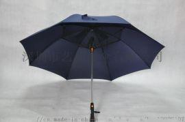 2019厂家供应风扇遮阳伞 支持来图来样订制加工