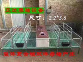 母猪分娩床 保育床限位栏 母猪产床