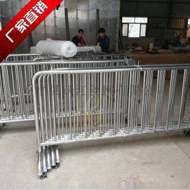 不锈钢铁马 护栏 道路市政护栏 工地施工护栏围栏