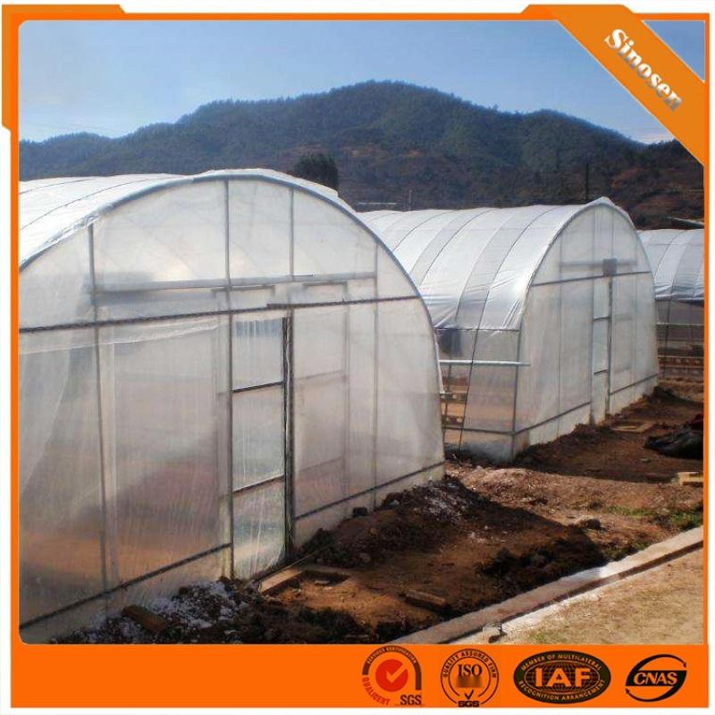 厂家定制养殖大棚 养殖温室大棚 简易养殖单体大棚