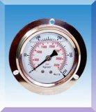 耐震带边盘装压力表