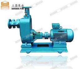农业灌溉水泵 -ZX型自吸式离心清水泵