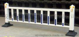 锌钢市政道路护栏、道路隔离带栅栏