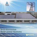 太陽能光伏離網發電工程 工業園光伏發電系統