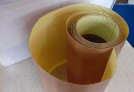 江阴铁氟龙玻璃纤维胶带,亚鹏特氟龙高温玻纤胶带