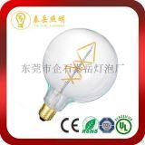 廠家直銷G125LED燈絲燈 LED360度鎢絲燈泡