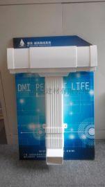 蒂美DMI供应全国别墅用pvc落水系统 pvc排水槽 塑料雨水管 水管配件