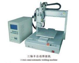 锂电池保护板FPC热压焊机可配三轴自动焊接机械手