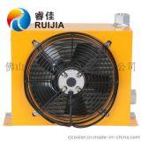 睿佳RJ255 80L油流量 液压油散热器