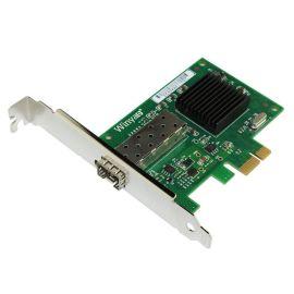 Winyao WY5715DF PCIe X1 SFP千兆光纤网卡,