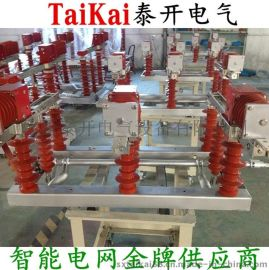 泰开电气供应FZW32-12户外柱上电动操作高压负荷开关